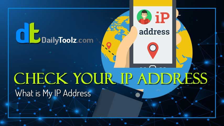 What is My IP Address - Check Your Public IPv4 Address